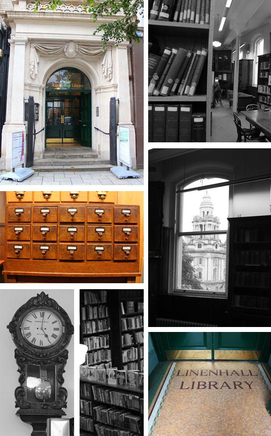 The Linenhall Library © Aptalops