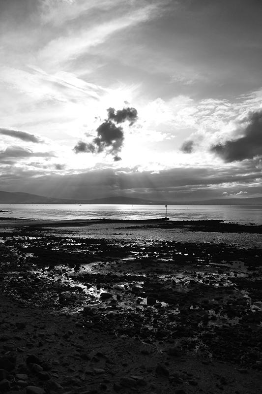 Seascape near Seapark © Jonathan Brennan