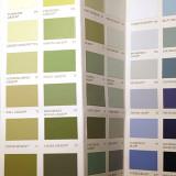 Colour chart © Jonathan Brennan