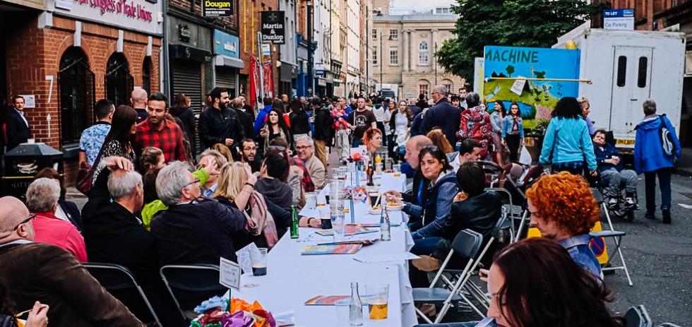 Culture Night Belfast 2016